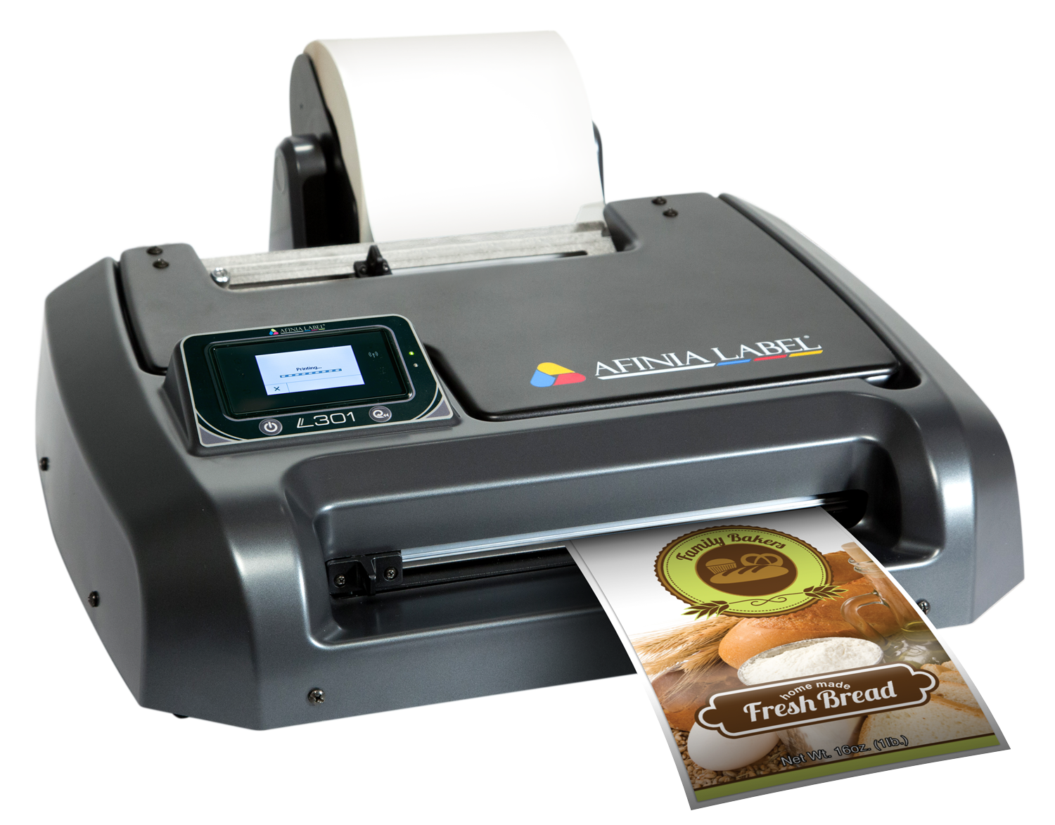 Afinia Label L301 Digital Color Inkjet Label Printer (AFN26849) Image 1