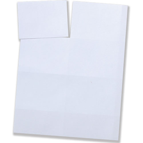 "Laser Printer Paper Name Tag Inserts (3-1/2"" x 2-1/4"") (MYBPLZ6) Image 1"