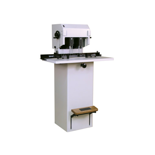 Spinnit Manual Lift Two Spindle Paper Drill (FMM-2) Image 1