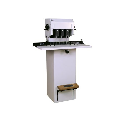 Spinnit Manual Lift Three Spindle Paper Drill (FMM-3) Image 1