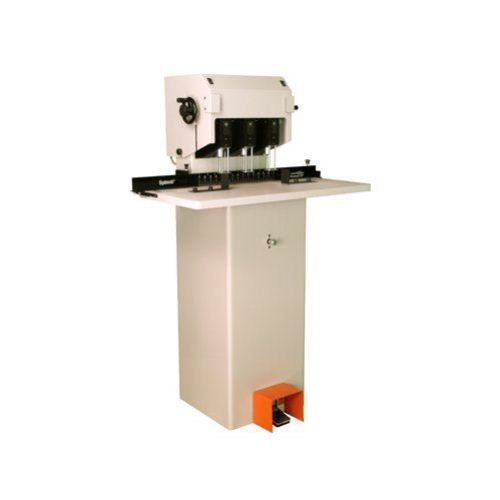 Spinnit Hydraulic Three Spindle Paper Drill (FMMH-3) Image 1
