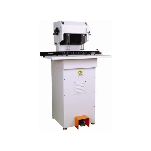 Spinnit 2-Spindle Hydraulic Lift Paper Drill (FMMH-2)