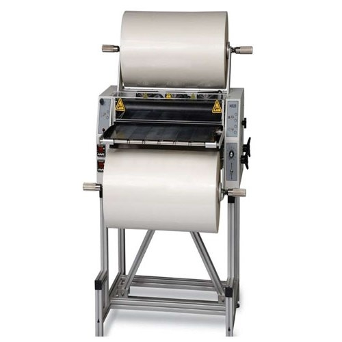 "Ledco Heavy Duty 15"" Roll Laminator with Automatic Feeder (HDF-15) - $13616.47 Image 1"