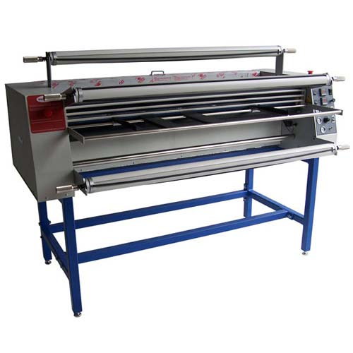"Ledco Heavy Duty 60"" Laminator with Stand (7060200) Image 1"