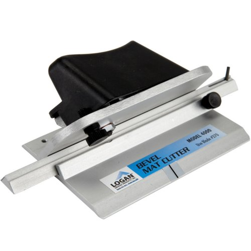 New Logan 4000 Deluxe Pull Style Bevel Handheld Mat Cutter