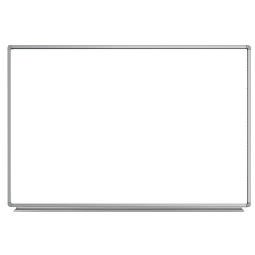 "Luxor 72"" X 48"" Wall-Mounted Magnetic Steel Whiteboard (WB7248W) Image 1"