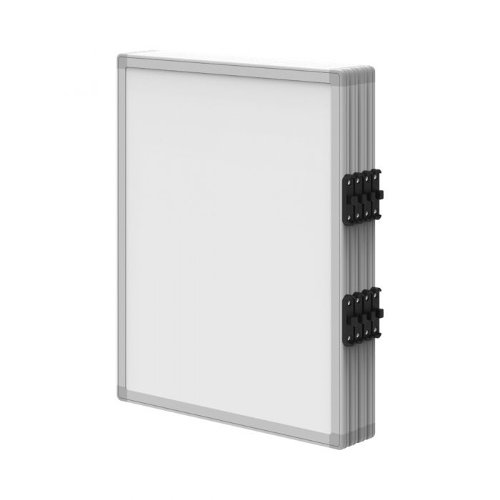 Luxor Collaboration Station Two-Sided Small Whiteboards - 4pk (COLLAB-EXTRA-4), Luxor Image 1