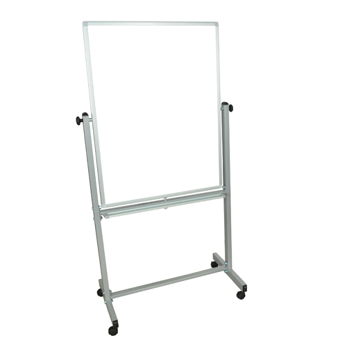 Luxor Reversible Mobile Steel Magnetic Whiteboards (Vertical) (BM-LRMSMW) Image 1