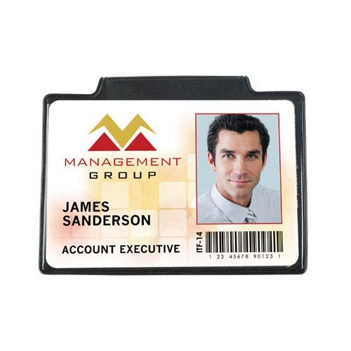 Pocket Id Badge Holder Image 1