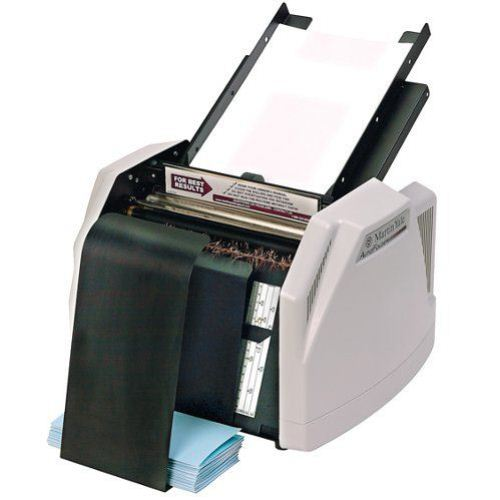 Autofolder Paper Folding Machine Open Box Image 1