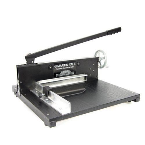 Martin Yale Manual Stack Paper Cutter Image 1