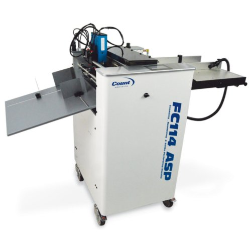 Count Digital Creasing/Numbering/Strike Perforating Machine (FC114ASP) - $21363 Image 1