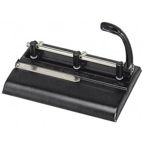 Master 5325B Heavy-Duty 3-Hole Punch by Martin Yale (MY5325B) - $47.66 Image 1