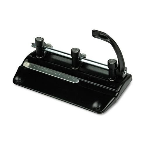 Master 5335B Heavy-Duty 3-Hole Punch by Martin Yale (MY5335B)