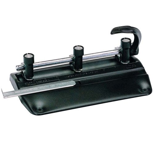 Master 5340B Heavy-Duty 3-Hole Punch by Martin Yale (MY5340B) Image 1