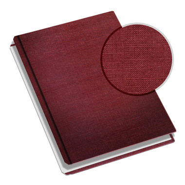Burgundy Masterbind Classic Linen Image 1