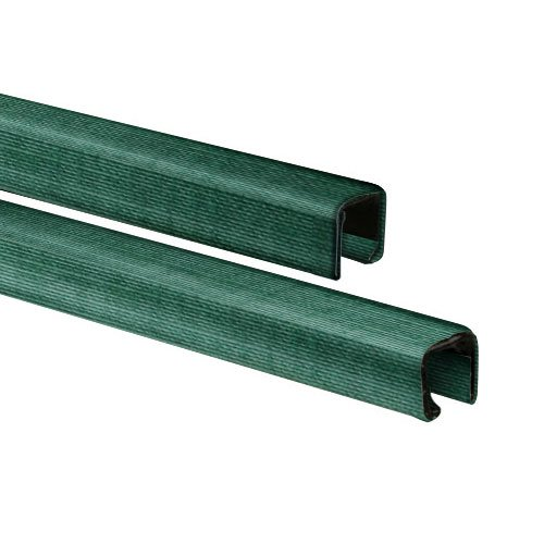 MasterBind Green Classic Linen Finish Binding Channels - 10/BX (MBCL1161GN) Image 1