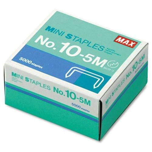 MAX Corp Staples for HD-10FL 5000 Pack (10-5M) - $3.36 Image 1
