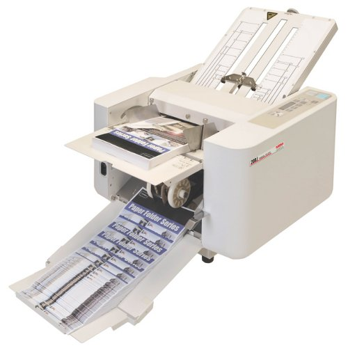 MBM 208J Friction Feed Manual Tabletop Paper Folder (FO0601) Image 1