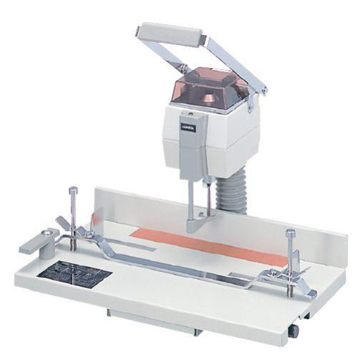 MBM 25 Single Spindle Paper Drill (MB-25), MBM brand Image 1