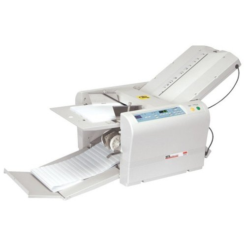 MBM 307A Automatic Tabletop Paper Folding Machine - Open Box (MYR-18-182-8) Image 1