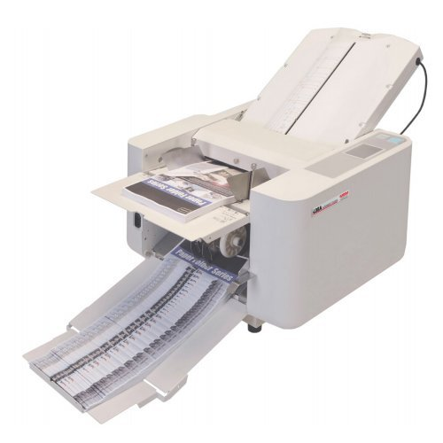 Automatic Programmable Tabletop Paper Folder Image 1