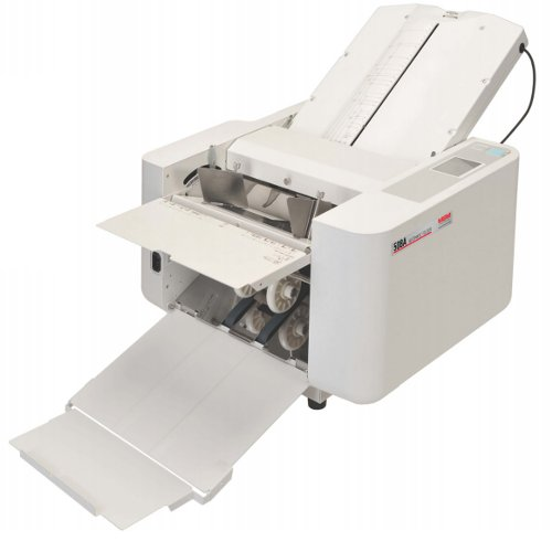 MBM 508A Automatic Programmable Tabletop Paper Folder (FO0605) Image 1