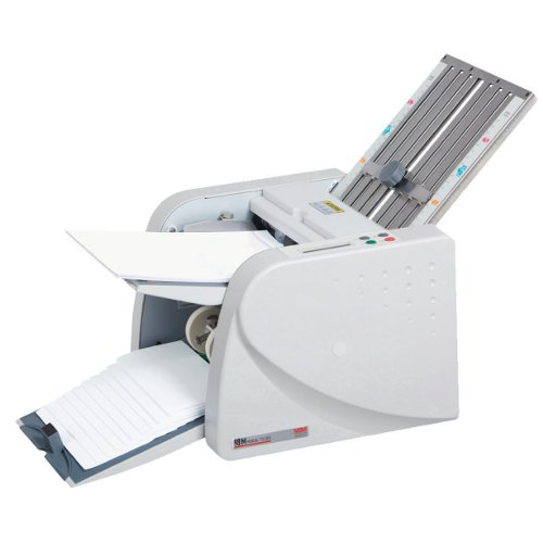 Manual MBM Paper Folder Image 1