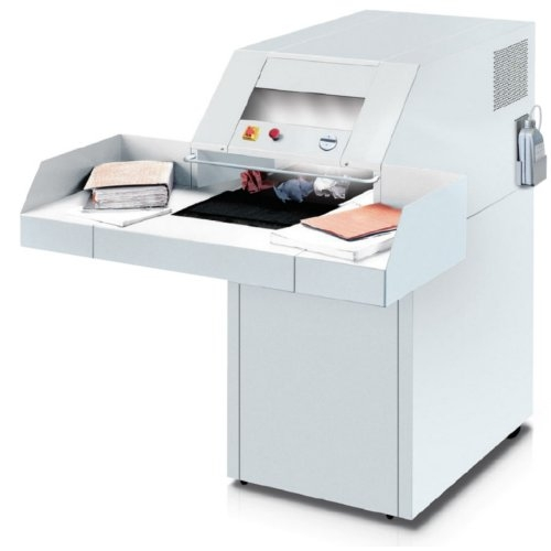 Destroyit MBM 4108 Level P-2 High Capacity Strip-Cut Paper Shredder (DSH0345L) Image 1
