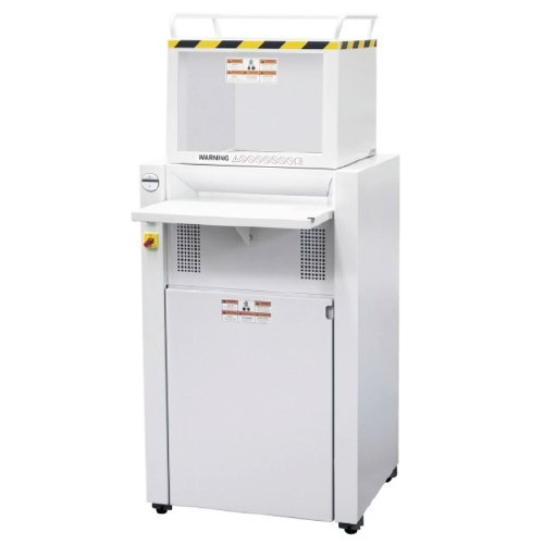 Level Cross Cut High Capacity Paper Shredder Image 1