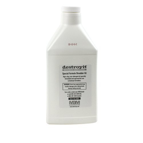 Destroyit Shredder Oil Image 1