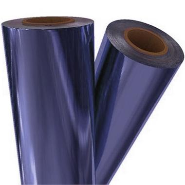 "Medium Purple Metallic 21"" x 500' Toner Fusing/Sleeking Foil - 3"" Core (PRP-51-3-21) - $197.3 Image 1"