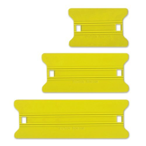 Yellow Medium Speed Wing Squeegee Installation Tools (MYSQSWY) - $3.73 Image 1