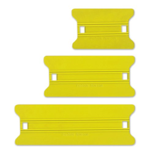 Yellow Medium Speed Wing Squeegee Installation Tools (MYSQSWY) Image 1