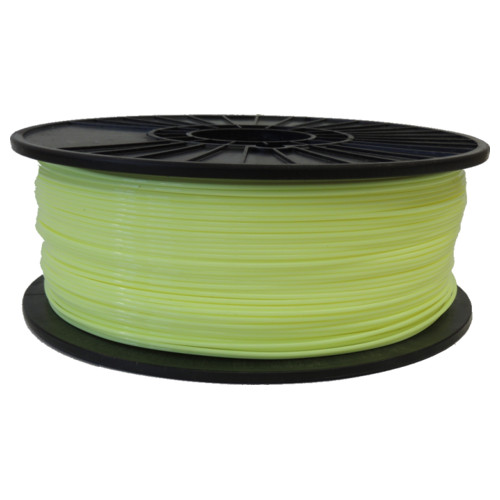 Mellow Yellow 3mm PLA Filament 2.5LB Spool (MYLPLAFSPOOL3) Image 1