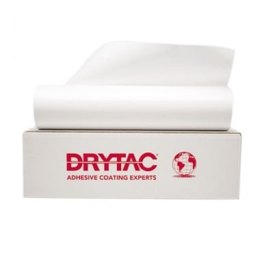 "Drytac MHA 25.5"" x 328' Multi Heat Activated Mounting Adhesive (MHA25328) Image 1"