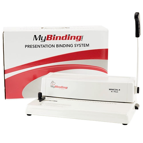 Binding Machine that Hole Punch