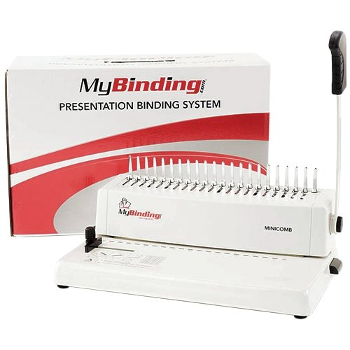 Compact Binding Comb Machine Image 1