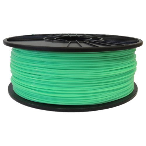 Mint Green 3mm PLA Filament 2.5LB Spool (MGNPLAFSPOOL3) Image 1