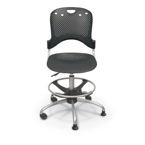 Essentials by MooreCo MooreCo Balt Circulation Stool for Sit/Stand Desks (34798) Image 1