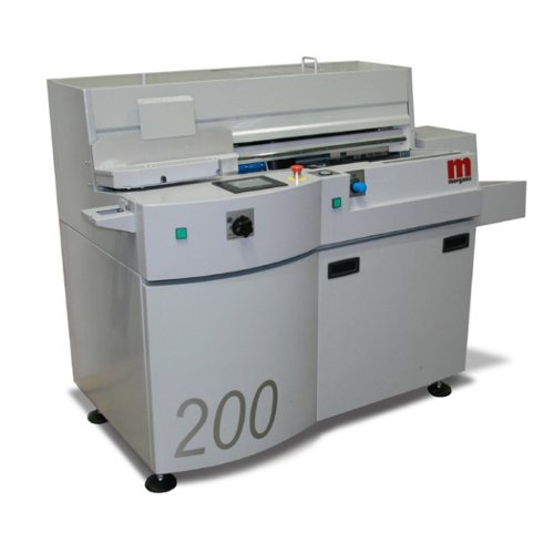 Morgana DigiBook 200 Automatic PUR Perfect Binding Machine (DigiBook-200) Image 1