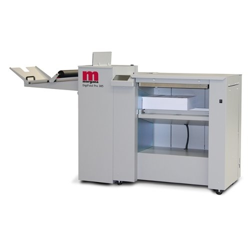 Morgana DigiFold Pro 385 High Speed Automatic Creaser and Folder with Deep Pile Feeder (DigiFold-Pro-385) Image 1