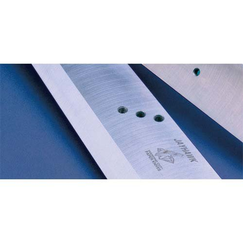 Muller Martini 3670 3672 HSS Top Side 8-Hole Replacement Blade (JH-42618HSS) Image 1