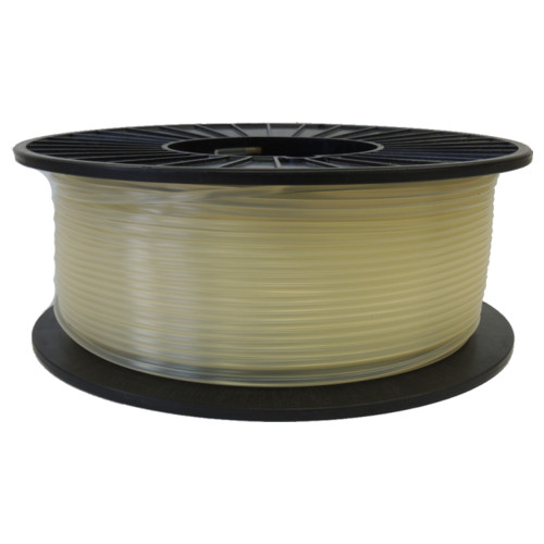 Natural 1.75mm PLA Filament 2.5LB Spool (NATPLAFSPOOL175) Image 1