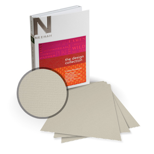 Neenah Paper Oxford Path Textured 100lb Card Stock (NOCP400) Image 1
