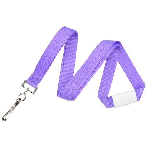 Colored Breakaway Lanyards Image 1