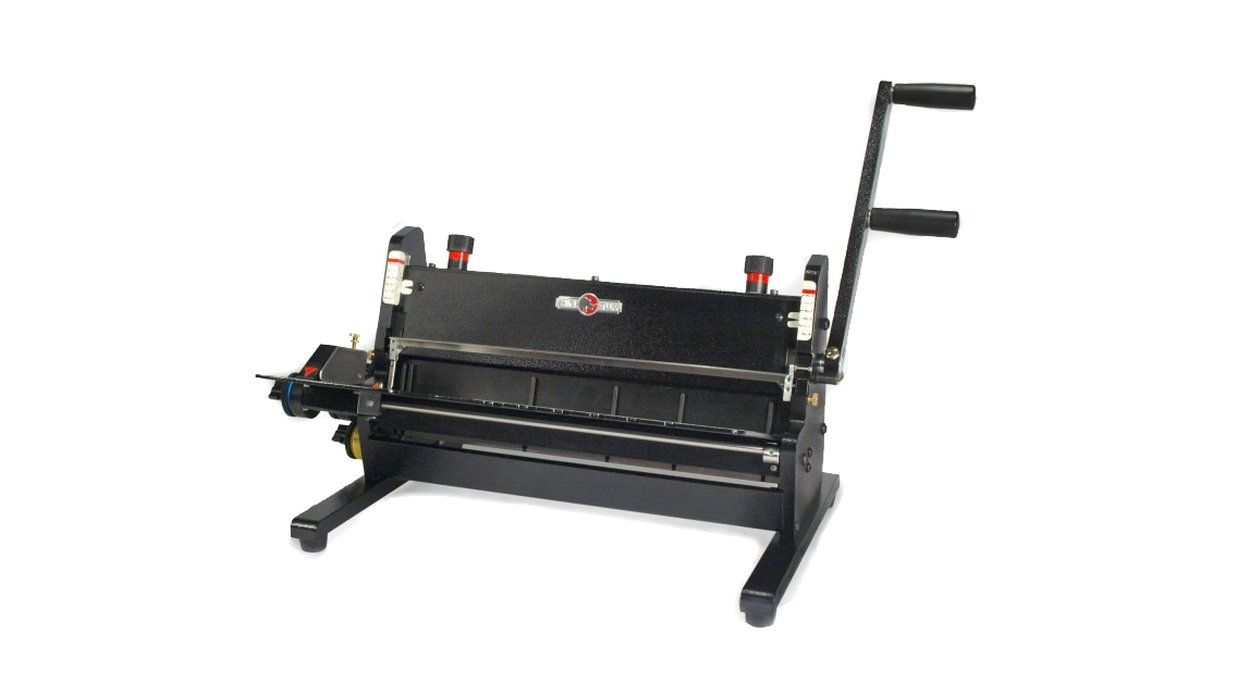 Edge Binding Machine Image 1