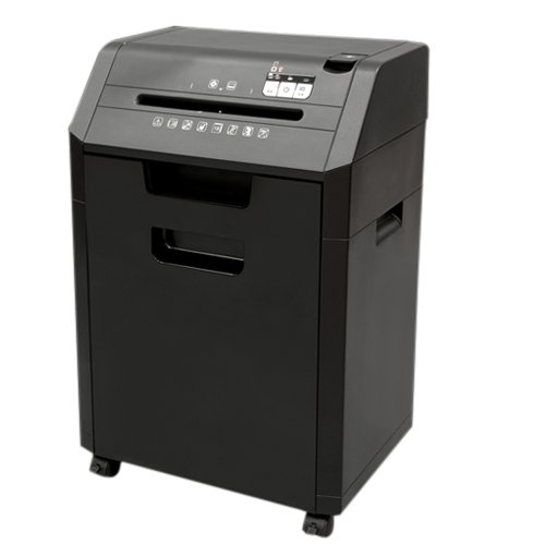 GoECOlife OPTIMUS SERIES 8-Sheet Level 7 Nanocut Shredder (GHC85P-BLK) Image 1