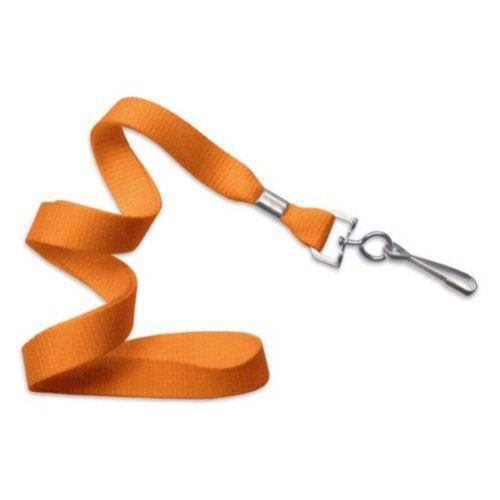 Orange Microweave Lanyard with NPS Swivel Hook - 100pk (2136-3505) Image 1
