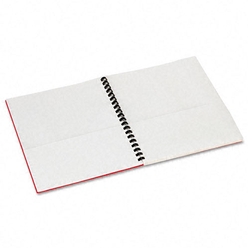 Oxford White Pockets Eight- Pocket Organizer (ESS-99667) - $2.73 Image 1